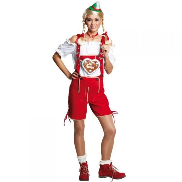 48e0f4063e98 Bavorské kalhoty - dámské - Karnevalové kostýmy Praha