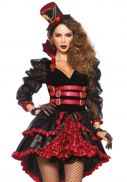 Kostým Viktoriánská upírka - Karnevalové kostýmy Praha 305224f7d49